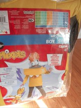 NWT BOYS SZ S 6 MIXELS DISGUISE MASK INCL ELECTROID VOLECTRO FUN HALLOWEEN - $18.49
