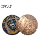 New York Police Department Bronze Military Coins For Collection Challeng... - $5.50