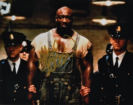 MICHAEL CLARKE DUNCAN Signed Photo - The Green Mile w/coa - $179.00