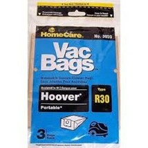 Hoover Vacuum Bags Style R30 by HomeCare - $4.95