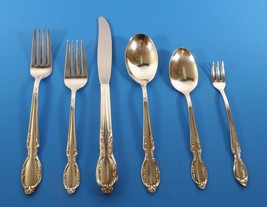 ROGERS ROYAL MANOR SILVER PLATE FLATWARE-CHOICE OF PIECES - $3.47+