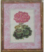 Bucilla Anna Griffin Sunshine's Geranium Flower Counted Cross Stitch Kit... - $16.99