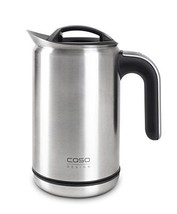CASO WK Cool Touch Design Edelstahl Wasserkocher mit doppelwandigem Gehä... - $135.07