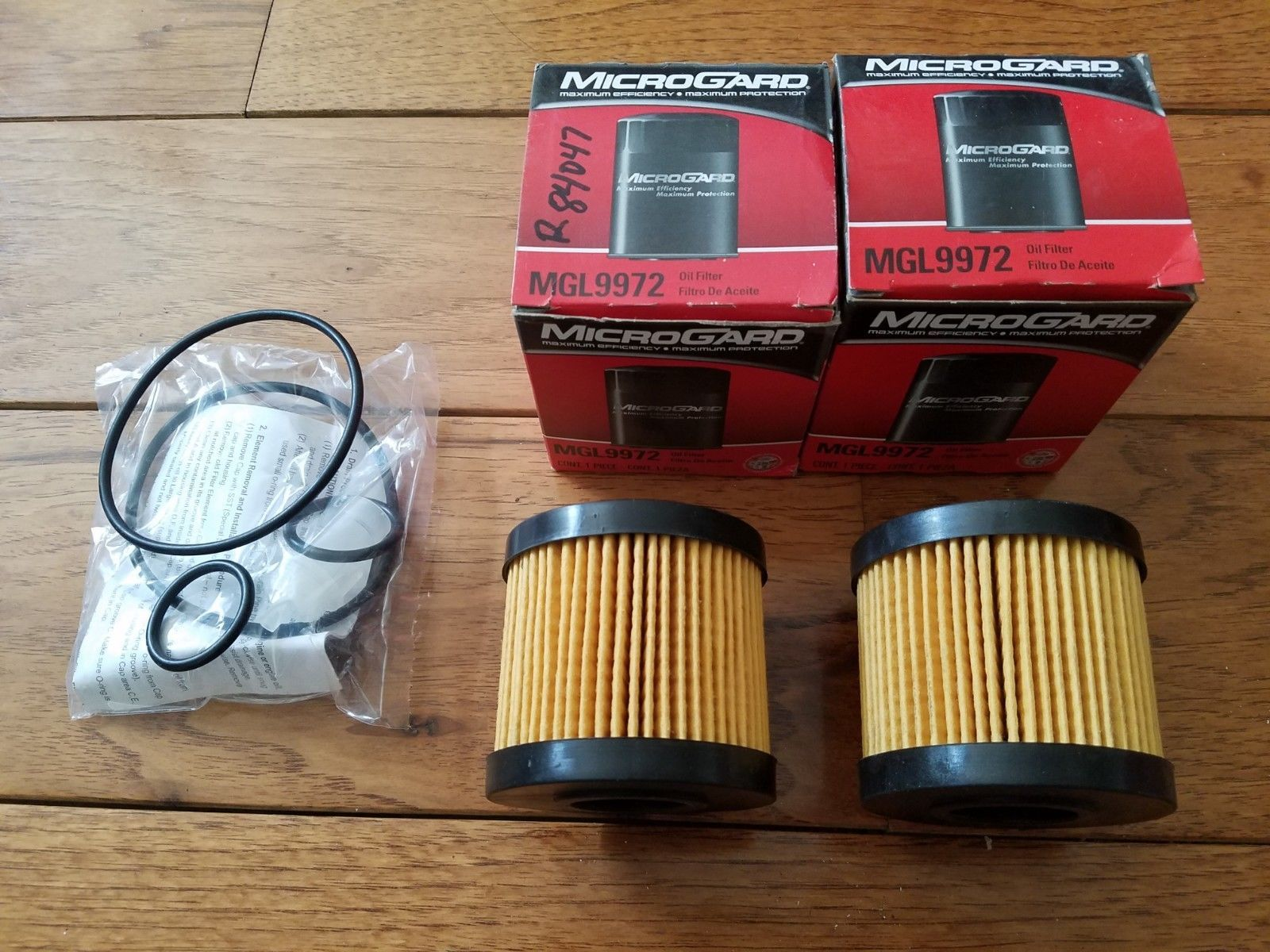 Primary image for 2 x MICRO-GARD Oil Filters MGL9972