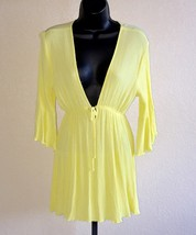 Mickey & Joey Yellow Top/Dress