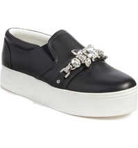 Marc Jacobs Women's Wright Embellished Sneaker, Black, 40 - $247.50