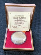 1975 Singapore $10 Dollar Proof with Original Case Lot#B814 Silver! - $37.40