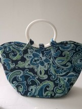 New Longaberger Sisters Stay Cool Lunch Bag  - Daydream  - $23.76