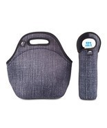 Nordic By Nature Insulated Neoprene Lunch Box Tote Bag For Women, Men & ... - €19,50 EUR