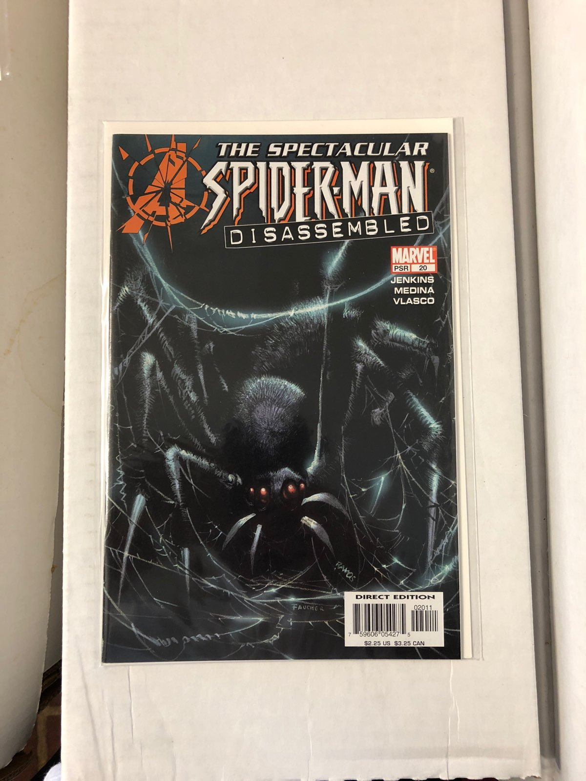 The Spectacular Spider-Man #20