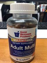 GNP Adult MULTIVITAMIN ASST'D Gummy 75CT - $14.25