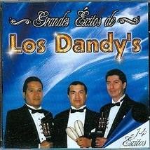 Grandes Exitos de Los Dandy's CD - $4.95