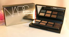 New Nars Narsissist Eye Shadow Palette #8310 8 Eye Shadows and Liner Smo... - $32.99
