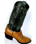 Tony Lama Men's Brown Lizard Exotic Western Cowboy Boots Size 9.5 D - $120.29