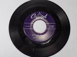 CAPITOL 45 RPM VINYL RECORD 54-585 KAY STAR How It Lies / Wabash Canonball - £2.79 GBP