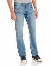 NEW LEVI'S STRAUSS 514 MEN'S COTTON ORIGINAL SLIM STRAIGHT LEG JEANS 514-0540