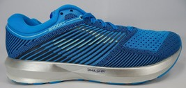 Brooks Levitate Size: US 11 M (B) EU 43 Women's Running Shoes Blue 1202581B417