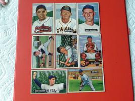1950 - 51 - 52  ** LOT  OF  22  BOWMAN  BASEBALL  CARDS ** MANY  STARS+S... - $189.99