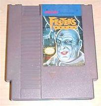Fester's Quest (Nintendo Entertainment System, 1989)cartridge only - $5.99