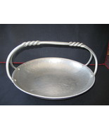 Hammered Aluminum BW Buenilum  tray or basket  - $10.53