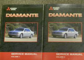 2003 MITSUBISHI Diamante Service Repair Shop Workshop Manual SET FACTORY... - $98.99