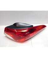 2013 Hyundai Elantra Passenger Tail Light Taillight Lamp OEM P675 - $86.39