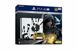 SONY PlayStation 4 Pro Console DEATH STRANDING LIMITED EDITION - $592.02