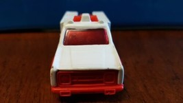 Hot Wheels White Fire Department Emergency Truck 1974 Rare - $20.00