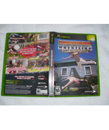 Xbox Backyard Wrestling: Don,t Try This At Home - $5.00