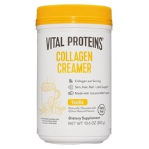 Vital Proteins Collagen Creamer, Vanilla, 10.6 oz - $22.99