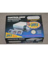 Nintendo NES Control Deck Boxed Console - PAL - $1,499.99