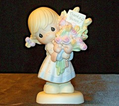 1999 Precious Figurines Moments AA-191838 Vintage Collectible image 2