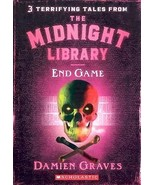 3 TERRIFYING TALES FROM THE MIDNIGHT LIBRARY PAPERBACK DAMIEN GRAVES - $4.50