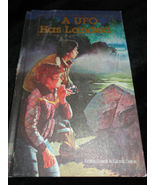 A UFO HAS LANDED HARD COVER MILTON AND GLORIA DANK WEEKLY READER BOOKS - $4.00