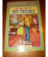 Boy Trouble by Suzanne Weyn (1997, Paperback) - $4.25