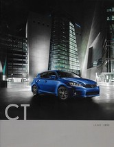 2013 Lexus CT 200h HYBRID 2nd Edition sales brochure catalog 13 US - $9.00