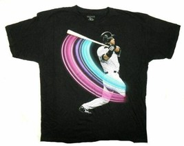XL Men's Baseball Player Swing Shirt Walnut & 39th Tee T-Shirt NEW