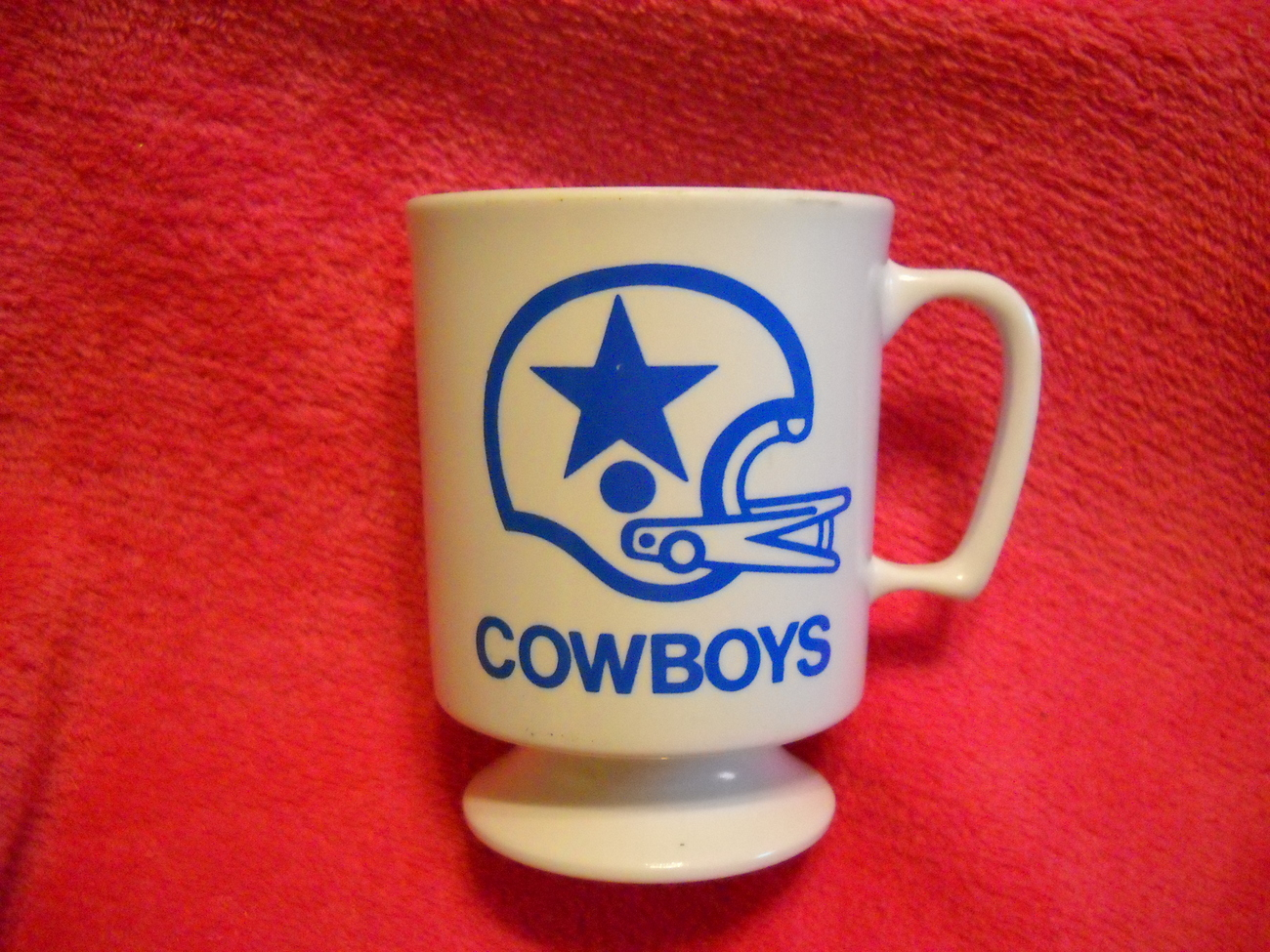 SS194/3  Dallas Cowboy Super Bowl XIII Coffee Cup
