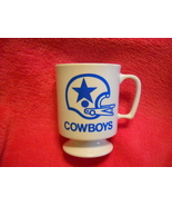 SS194/3  Dallas Cowboy Super Bowl XIII Coffee Cup - $8.99