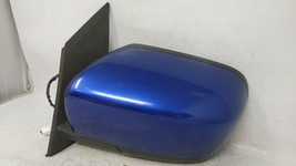 2007-2009 Mazda Cx-7 Driver Left Side View Power Door Mirror Blue 64236 - $73.46