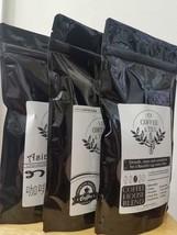 EZ Coffee and Tea 3(Three) 12 oz bag/pack Ground Coffee - Freshly Roasted - $32.45