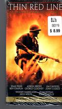 The Thin Red Line (VHS movie) - $7.00