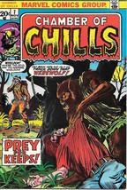 Chamber of Chills Comic Book #7, Marvel Comics 1973 FINE - $9.74