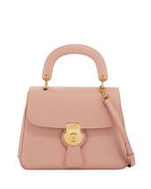 Burberry Trench Large Saffiano Top Handle Light Pink Bag - Brand New NIB - $3,559.05