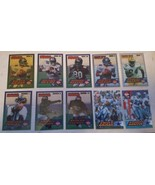 Collector's Edge '94 football lot of 10 cards, boss squad, edge f/x, roo... - $1.00