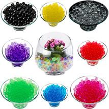 1000 Water Aqua Soil Crystals Beads for Wedding Decor Vase Filler Center... - $6.16