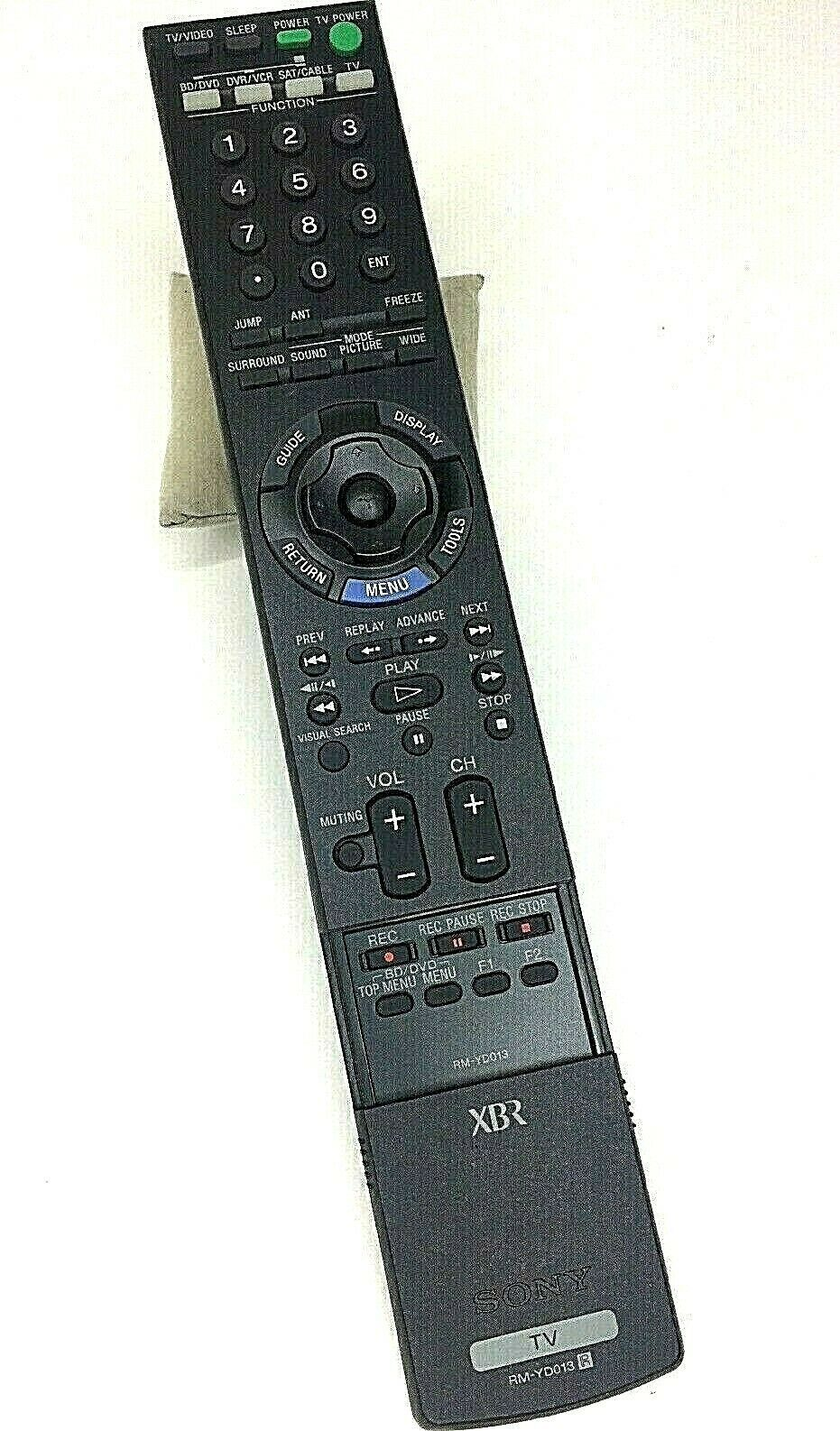 Replacement Remote Control Controller for Sony Stereo Receiver STR-DH130 STRDH130