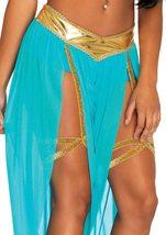 Women's Oasis Arabian Princess Deluxe Costume image 3