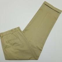 Orvis Sporting Tradition Khaki Pants - DBL Pleat Cuffed - 38x30 - $29.70