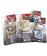 Sheriff Playset (Trick Rope, Sheriff Badge, Spurs, Handcuffs) - $34.29